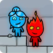 Fireboy & Watergirl in The Ice Temple