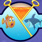 Save Fish : Rescue Puzzle