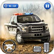Police Games Car Chase-Free Shooting Games