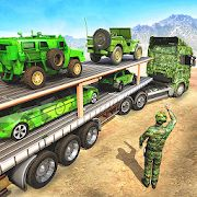 Army Vehicle Cargo Transport S
